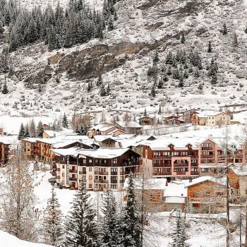 Village Vacances ski Val-Cenis