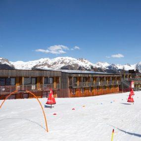 Village Club La Plagne hiver