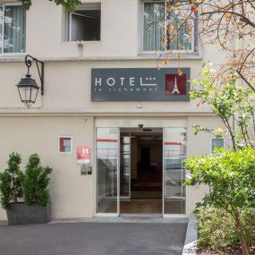 Hôtel le Richemont Paris
