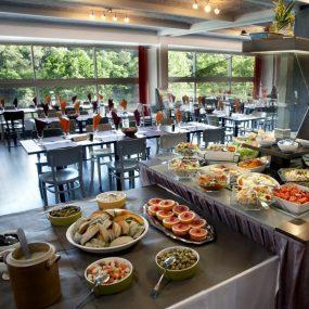 Restaurant Village Club Miléade Mur-de-Bretagne